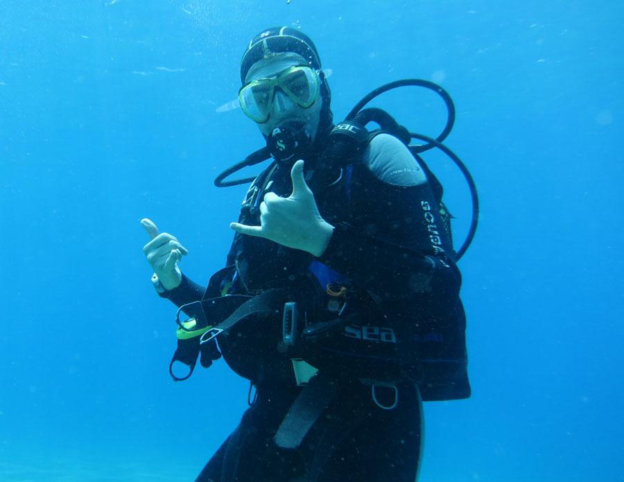 oferta curso open water lanzarote buceo Lanzarote Buceo